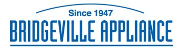 bridgeville appliance